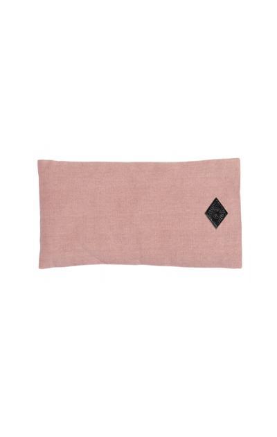 Yoga AUGEN-KISSEN aus Baumwolle mit Leinsamen
