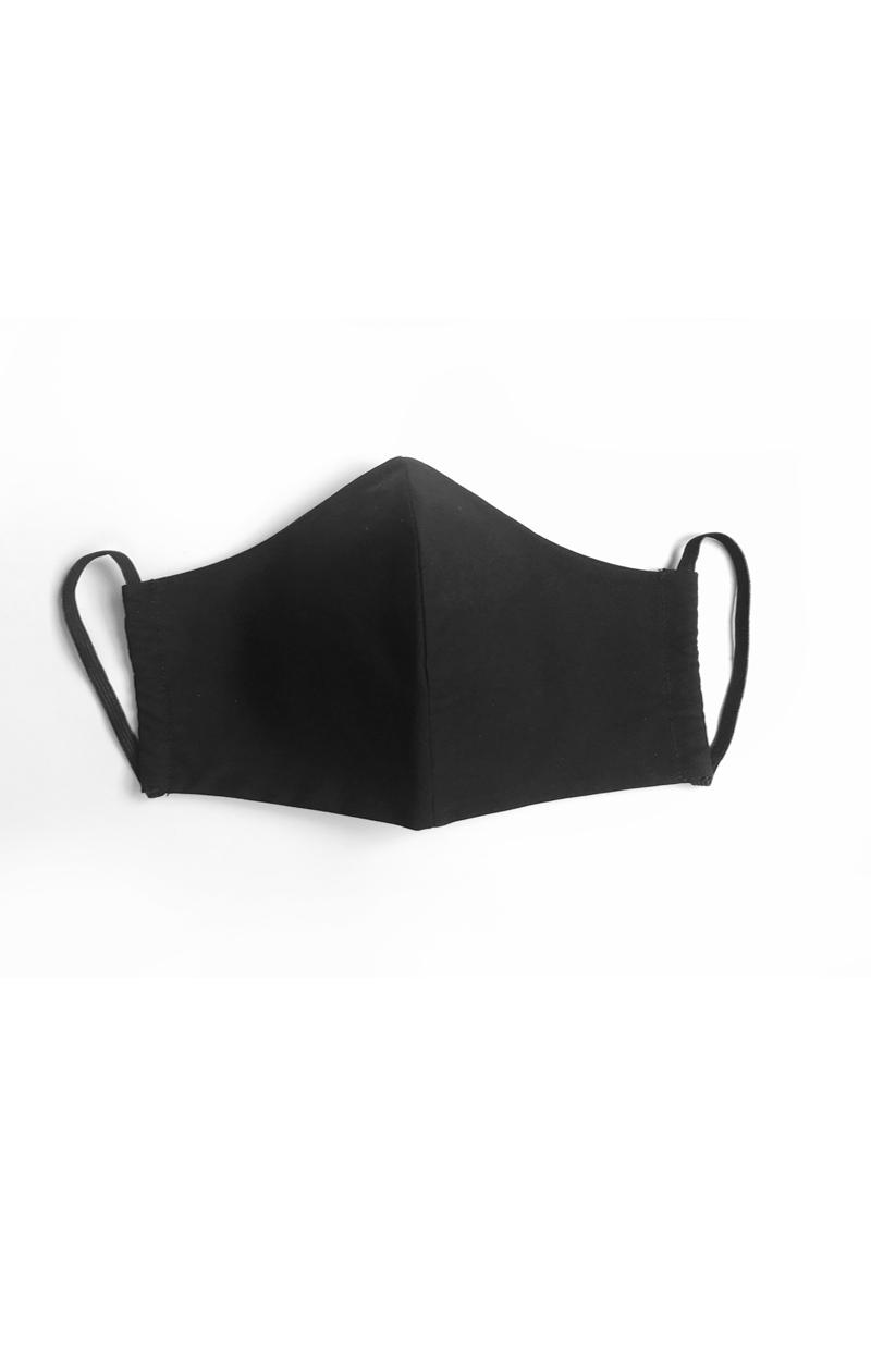5-er Bund JUST BLACK Maske