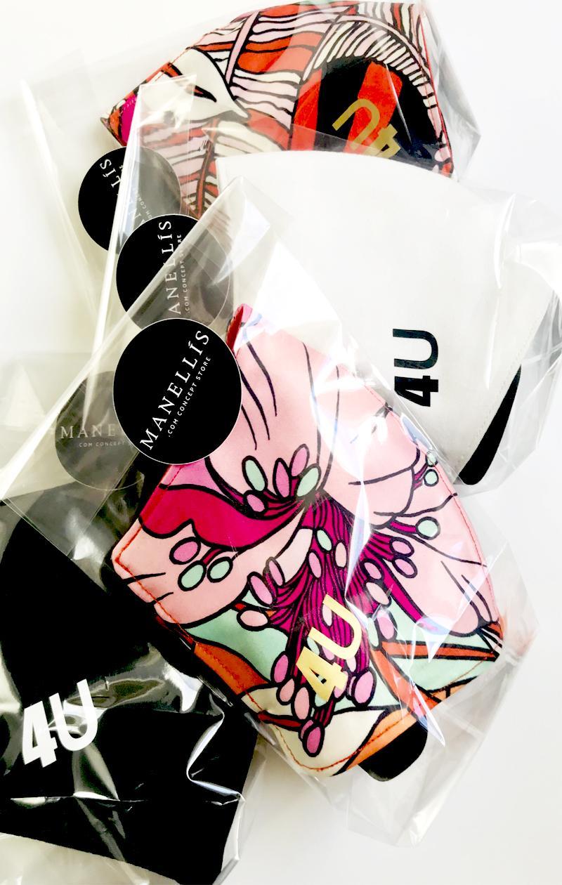 Flowerpower Mask 4U
